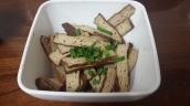 Chinesisch; geräucherter Tofu
