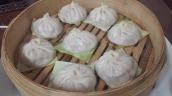 Dumpling gedämpft mit Schweinefleischfüllung (so zart und leicht)