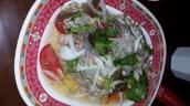 Glasnudelsalat (frisch, scharf u. leicht)