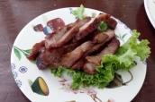 gegrilltes Schweinefleisch (BBQ)