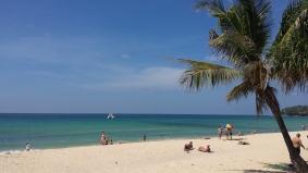 Strand östlich von Pattaya