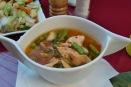 Jungle Curry mit Huhn (schön scharf und leicht)