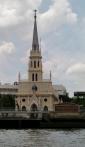 Kirchen gibt es auch in Bangkok