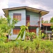Häuser auf der Insel
