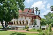 Wang Luang, Königlicher Palast
