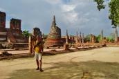 Carsten am Wat Thammikarat