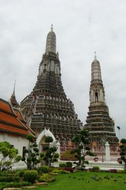 Wat Arun (Tempel der Morgenröte)