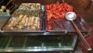 Crayfish ein Spezialität aus Shanghai (kleine Rote Langusten) sogar Carsten hat sie gegessen ;-)
