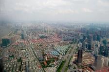 Städteplanung auf Chinesisch