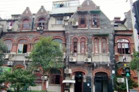 Shanghai hat auch ein altes jüdisches Viertel. Hier leben aber keine Juden mehr.