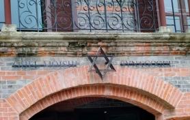 Wir haben das Jüdische Museum und die Synagoge besucht