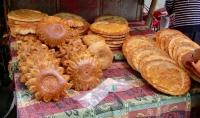 Muslimisches Brot Teil 3