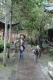 Ein Ort der Ruhe mitten in Xi'an