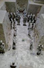 Manche Krieger haben den Kopf verloren