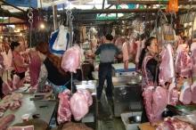 Fleisch muss immer gut abhängen.....