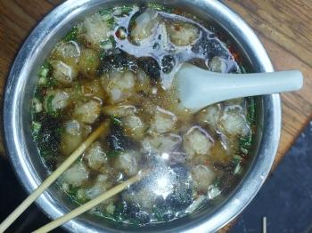 Wonton Suppe