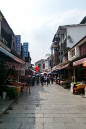 Die Stadt Yangshou ist für einen kleinen Bummel wie geschafften.