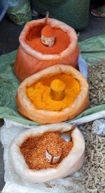 Currys, so schöne Farben.