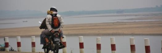 Los geht es... Mandalay und die Umgebung will erkundet werden.