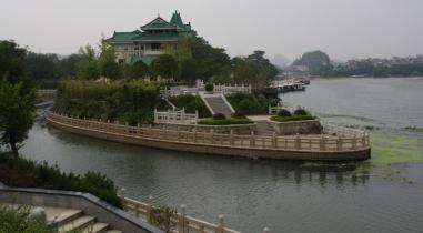 Kloster gibt es natürlich auch in Guilin.