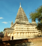 Jede Stupa sieht anders aus.