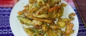 Gemüse Tempura