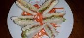 Sandwich Vegetarisch