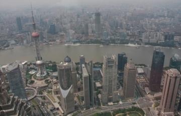Shanghai - eine riesige Metropole