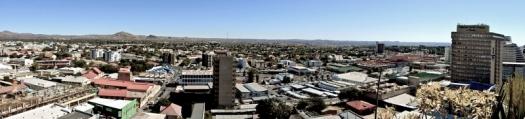 Windhoek war für vier Wochen unser Zuhause. Für die größte Stadt in Namibia wirkte sie recht verschlafen.