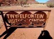In Twyfelfontein gab es dann Felsgravuren zu sehen.