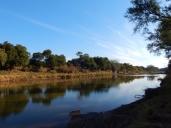 Der Limpopo River.