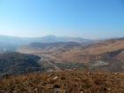 Eine wunderschöne Landschaft im Nordosten von Südafrika.