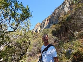 Die Wanderung am Canyon hat riesig Spaß gemacht.