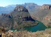 Blick auf den Blyde River.