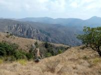 Swaziland hat viele Berge und eignet sich hervorragend für Wanderungen.
