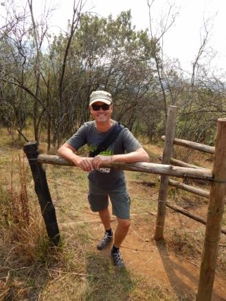 Wandern in den Drakensbergen ist immer ein Erlebnis. Los geht's.