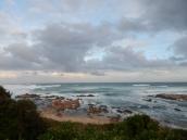 Das Wetter ist ein wenig unbeständig zwischen Durban und Port Elisabeth. Aber es gibt tolle Fotos.
