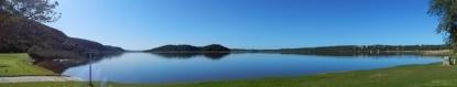 Auch tolle Seen gibt es zu bestaunen.