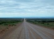 Es wird wieder rauer. Pads beginnen im Nordwesten von Südafrika.
