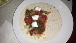 Burritos sind schnell zubereitet und schmecken vor allen an heißen Tagen.