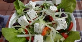 Salat... so selten.